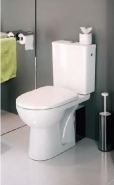 AKCIÓS SZETT KOLO NOVA PRO MONOBLOKKOS WC + TARTÁLY + ÜLŐKE
