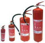 Porral oltó tűzoltó készülék 1 kg