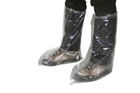 Cipővédő lábzsák átlátszó