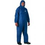 Egyszerhasználatos overall kék 44133