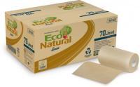 Kéztörlő papír hengeres Lucart Eco Natural 70 Joint 861065