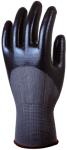Kötött szerelő kesztyű fekete 6277-80
