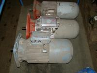 380 V / 4 kw 1430 ford,peremes motor