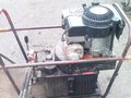 Benzin motoros hidraulika tápegység