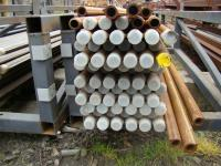 Kazán cső 38 x 5 mm -6 hegesztett