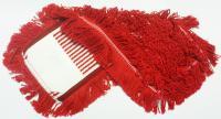 Ferromop Classic red 40cm zsebes pamutmop