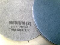 "Gyémánt pad 13"" 330mm"