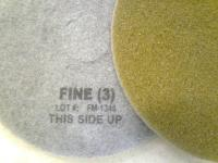 "Gyémánt pad 19"" 483mm"