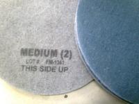 "Gyémánt pad 21"" 533mm"