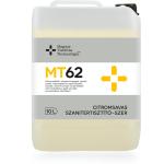 MT62 Citromsavas Vízkőoldó-szer, 10 literes
