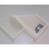 Mikromop, füles, fehér, 50 cm