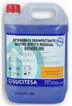 AQUAGEN DBN Semleges kémhatású tisztító- és fertőtlenítőszer