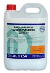 SUCIWAX Balance (V) Önfényező emulzió műanyag padlóra