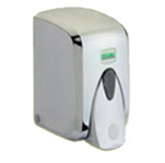 Vialli Habosító szappan adagoló 500 ml, Króm, F5C