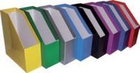 Iratpapucs pd A/4 merev falú fóliás több színben