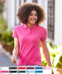 Lady- fit Premium Polo 63-030