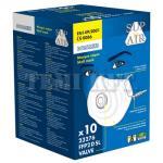 Légzésvédő maszk 10 db/ doboz 23276