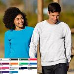 Lightweight Raglan Sweat pulóver 62-138