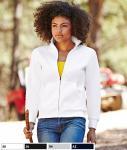 Premium Lady- fit Sweat Jacket 62-116
