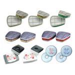 Szűrőbetétek 3M álarcokhoz 6055- A2: gáz-, gőz-, és részecskeszűrő bet