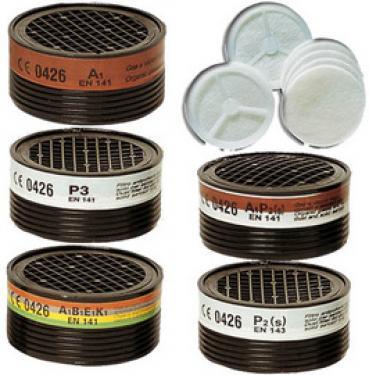 Eurfilter szűrőbetét 22130- A1P2R /szerves gáz és por/ 1db