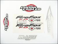 MALAGUTI F15 MATRICA KLT. F15 FIRE FOX /PIROS/ 821015 -HUN