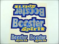 MBK BOOSTER 50 MATRICA KLT. BOOSTER SPIRIT /KÉK/ 821073-M -HUN