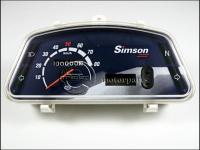 SIMSON ROLLER KILOMÉTER ÓRA SR50/80  XG,XC,XGE,XCE 513110 -DEU