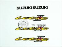 SUZUKI LET'S MATRICA KLT. LET'S 2 /SÁRGA/ 821119-M -HUN