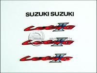 SUZUKI LET'S MATRICA KLT. LET'S 2 /PIROS/ 821120 -HUN