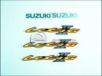 SUZUKI LET'S MATRICA KLT. LET'S 2 /ARANYSÁRGA/ 821122-M -HUN