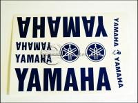 EGYÉB ROBOGÓ MATRICA KLT. YAMAHA /KÉK/ 821150 -HUN