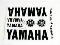 EGYÉB ROBOGÓ MATRICA KLT. YAMAHA /FEKETE/ 821153 -HUN