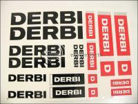 DERBI UNIVERZÁLIS MATRICA KLT. DERBI /FEKETE/ 82127/FEK -HUN