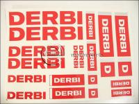 DERBI UNIVERZÁLIS MATRICA KLT. DERBI /PIROS/ 82127/P -HUN