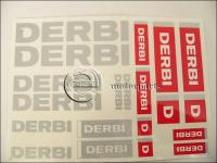DERBI UNIVERZÁLIS MATRICA KLT. DERBI /EZÜST/ 82127/E -HUN