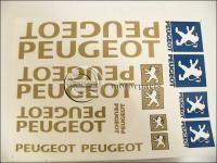 PEUGEOT UNIVERZÁLIS MATRICA KLT. PEUGEOT NAGY /ARANY/ 82115/A -HUN