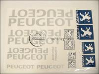 PEUGEOT UNIVERZÁLIS MATRICA KLT. PEUGEOT NAGY /EZÜST/ 82115/E -HUN
