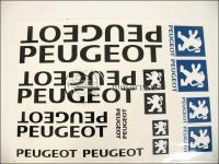 PEUGEOT UNIVERZÁLIS MATRICA KLT. PEUGEOT NAGY /FEKETE/ 82115/FEK -HUN