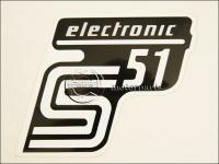 SIMSON UNIVERZÁLIS MATRICA DEKNIRE S51 ELEKTRONIC /EZÜST/ 8211692 -HUN