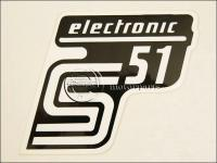 SIMSON UNIVERZÁLIS MATRICA DEKNIRE S51 ELEKTRONIC /FEHÉR/ 8211693 -HUN