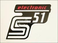 SIMSON UNIVERZÁLIS MATRICA DEKNIRE S51 ELEKTRONIC /PIROS/ 8211695 -HUN