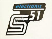 SIMSON UNIVERZÁLIS MATRICA DEKNIRE S51 ELEKTRONIC /KÉK/ 8211697 -HUN