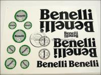 BENELLI UNIVERZÁLIS MATRICA KLT. BENELLI FEKETE 821260/FEK -HUN