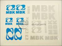 MBK UNIVERZÁLIS MATRICA KLT. MBK EZÜST 821260/E -HUN
