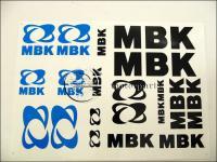 MBK UNIVERZÁLIS MATRICA KLT. MBK FEKETE 821260/FEK -HUN