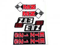 ETZ 125 MATRICA KLT. A/4 821260 HUN