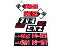 ETZ 251 MATRICA KLT. A/4 821263 HUN