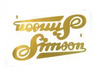 SIMSON 250 MATRICA BENZINTANKRA 122235 - EUR