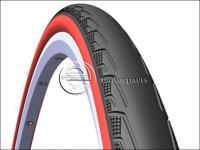 Mitas Országúti-Verseny 23-622 700-23C V80 Syrinx fekete/piros köpeny 133400 -CZE